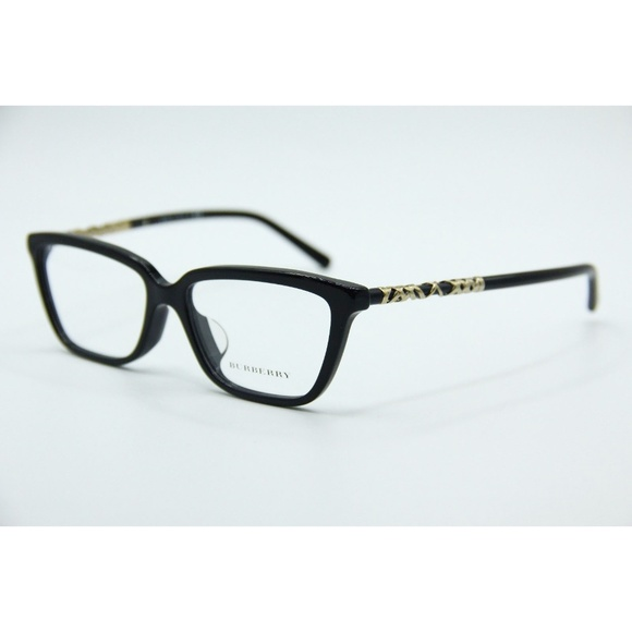 4215ce97a6a5 New Black Burberry Ladies Eyeglasses